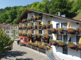 Flair Hotel Sonnenhof, Baiersbronn (Hundsbach yakınında)