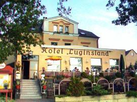 Flair Hotel Luginsland, Schleiz