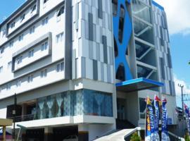 Zenith Hotel Kendari, Kendari (рядом с городом Pipulu)