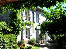 Chambres d'hôtes Maison Cadet, Cazarilh (рядом с городом Siradan)