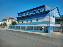 Manhattan Penzion, Písek (Horní Novosedly yakınında)