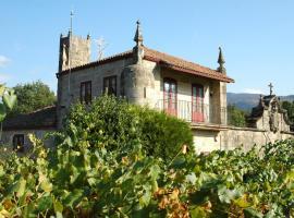 Pazo Da Fraga, Albeos (Ribera yakınında)