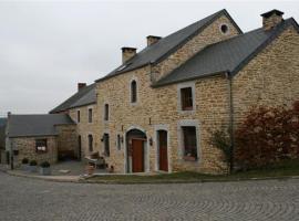 B&B Aux Anges, Arbre (Annevoie-Rouillon yakınında)