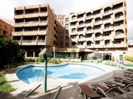 Hotel Agdal, Marrákes