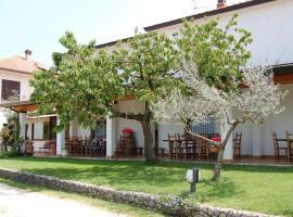 La Staccionata, Arpino (Fontechiari yakınında)