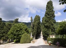 Villa Panzano, Barberino di Mugello
