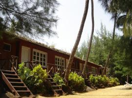 Majali Beach Resorts, Карвар (рядом с городом Hankon)