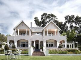 Parkes Manor, Knysna