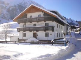 Gästehaus Zugspitzblick, Berwang