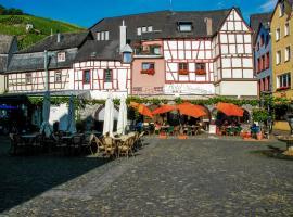 Hotel-Restaurant Moselblümchen, 베른카슈텔쿠에스