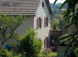 Gite Mentrel, Champ-le-Duc (рядом с городом Grandvillers)