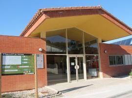 Albergue Pere el Gran, Santes Creus (рядом с городом Vilarrodona)