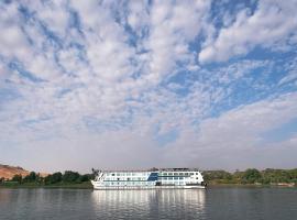 Radamis I Nile Cruise - Every Saturday from Luxor & Every Wednesday from Aswan, Luksor (Al Marīs yakınında)