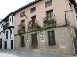 Apartamentos Rurales La Lancha, Aldeanueva de la Vera (Jarandilla de la Vera yakınında)