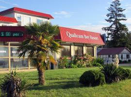 Qualicum Bay Resort, Bowser (Hornby Island yakınında)