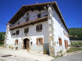 Casa Batit, Viscarret-Guerendiáin (рядом с городом Сильбети)