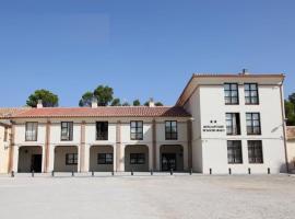 Hotel Santuario de Sancho Abarca, Tauste