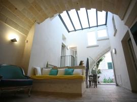 Guest House Salento La Tana del Riccio, Poggiardo (Vaste yakınında)