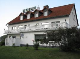 Hotel Linden, Knüllwald (Welferode yakınında)