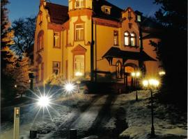Villa Markersdorf, Claußnitz (Wechselburg yakınında)