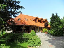 Napkorong Fogadó és Vendégház, Piliscsaba (рядом с городом Pilisjászfalu)