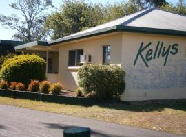 Kellys Motel Oakey, Oakey (Dalby yakınında)