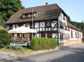 Hotel Zum Bürgergarten, Stolberg i. Harz