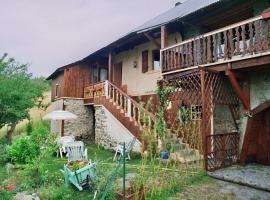 Les Tinons, Prunières (рядом с городом Савин)