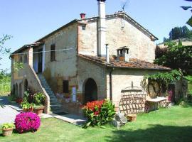 Villa Casalunga, Buonconvento (Serravalle yakınında)