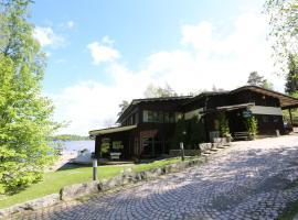 Lehmonkärki Resort, Асиккала (рядом с городом Падасйоки)
