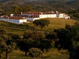 Parque de Natureza de Noudar, Barrancos (Pozo Campo yakınında)