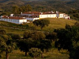 Parque de Natureza de Noudar, Barrancos (Encinasola yakınında)