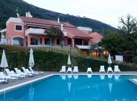 B&B Villa Setharè, Salerno