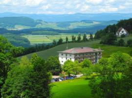 Hotel Bad Ramsach, Läufelfingen (Buckten yakınında)