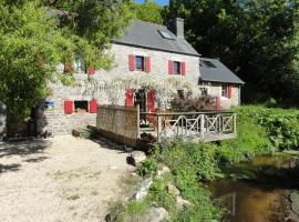 Chambres d'Hôtes du Moulin de Brendaouez, Guissény (рядом с городом Kerdamiet)