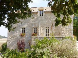 La Maison Forte, Montaut (рядом с городом Issigeac)