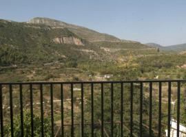 La Piedra del Mediodía, Cirat (Ayódar yakınında)