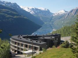 Hordatun Hotel, Røldal
