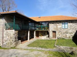 Casa Rural Rectoral de Candás, Rairiz de Veiga (Milmanda yakınında)