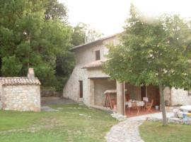 Villa del Rio, Montecchio (Melezzole yakınında)