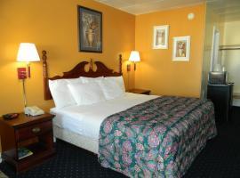 Fairfax Motel, Roanoke Rapids