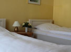 Hotel Weile, Weiden (Pirk yakınında)