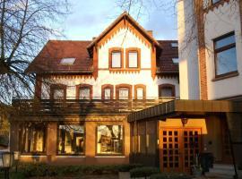 Landhotel & Gasthaus Altenburg, Niedenstein (Bad Emstal yakınında)