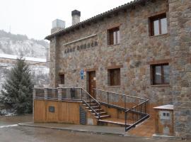 Hotel Casa Duaner, Guardiola de Berguedà