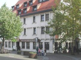 Hotel und Restaurant Lamm, Giengen an der Brenz (Herbrechtingen yakınında)