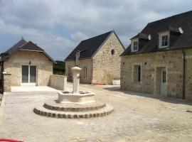 Gîtes De Saint Rémy, Вилле-Котре (рядом с городом Vauciennes)