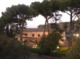 Villa Icidia, Frascati