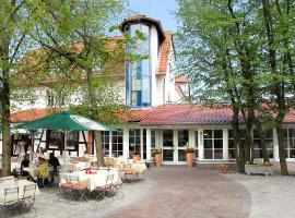 Burghotel Münzenberg, Münzenberg (Lich yakınında)