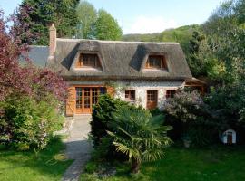 La Villa Flore, Saint-Jouin-Bruneval (рядом с городом Theuville)