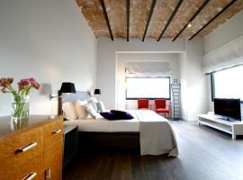 Deco Apartments – Diagonal